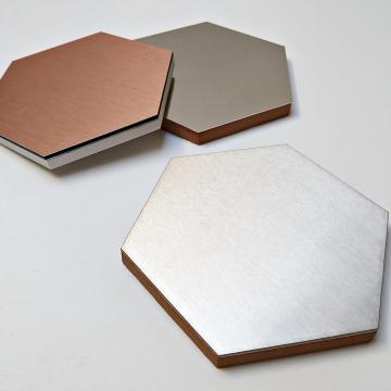 Groovy Listwy i elementy metalowe - Aldeco PZ13